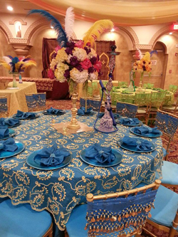 Moroccan Party Rental