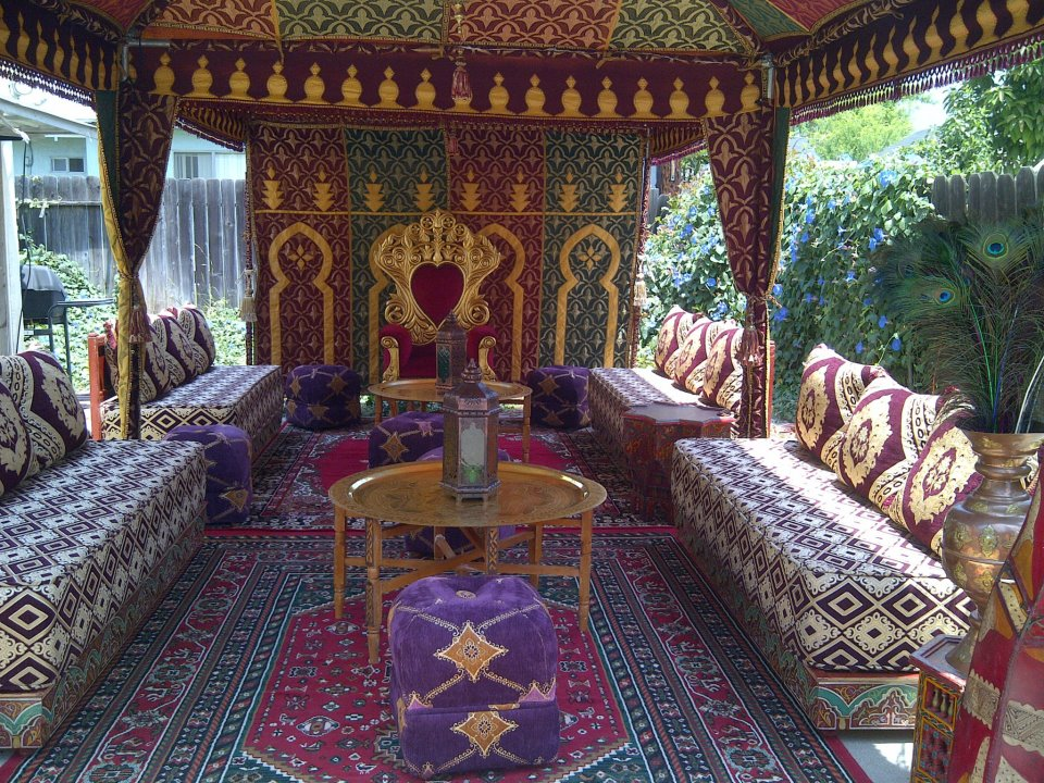 Liz Graduation Party Moroccan Rental