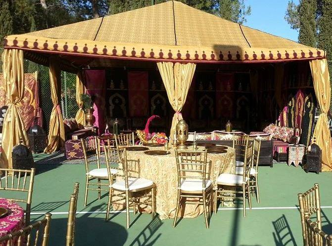 Henna Party Rentals : Alisa yossi henna moroccan party rental