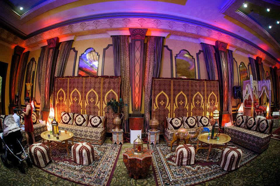 Henna Party Rentals : Henna reina avi moroccan party rental