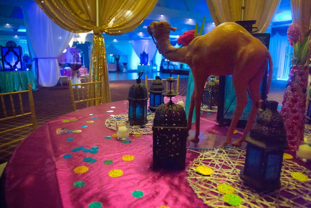 Michaels Arabian Nights Theme Party Moroccan Rental